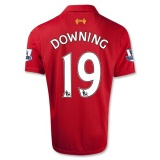 Home Jersey FC Liverpool 12/13 Downing