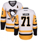 Malkin Pittsburgh Penguins 16/17 Away Jersey