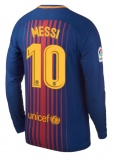 Home LS Jersey FC Barcelona 17/18 Messi