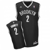 Kevin Garnett Brooklyn Nets road jersey (swingman)