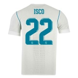 Home Authentic Jersey FC RM 17/18 Isco