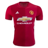 Home Authentic jersey FC MU 16/17