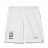Brazil 2018 Away Soccer Shorts