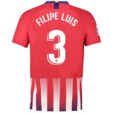 Home Jersey FC Atletico Madrid 18/19 Filipe Luis