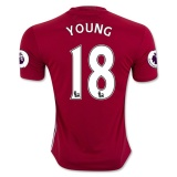 Home jersey FC MU 16/17 Young