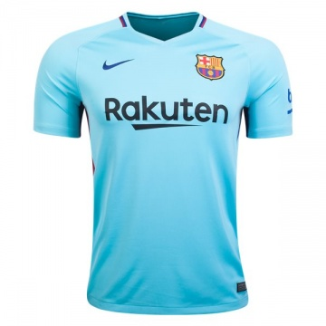 KIDS Away Jersey FC Barcelona 17/18 Messi