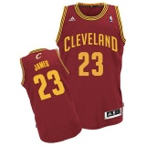 Lebron James Cavaliers road jersey (swingman)