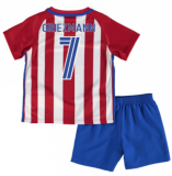 KIDS Home Jersey FC Atletico Madrid 16/17 Griezmann