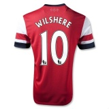 Home Jersey FC Arsenal 12/14 Wilshere
