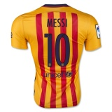 Away Authentic Jersey FC Barcelona 15/16 Messi