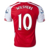 Home Jersey FC Arsenal 14/15 Wilshere