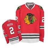 Keith Chicago Blackhawks Home Jersey