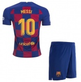 KIDS Home Jersey FC Barcelona 19/20 Messi
