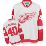 Zetterberg Detroit Red Wings Road Jersey