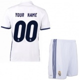 KIDS Home Jersey FC RM 16/17 YOUR NAME