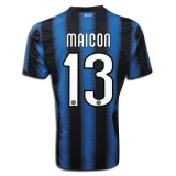 Home Jersey FC Inter Milan 10/11 Maicon