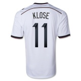 Home Jersey Germany 2014 Klose
