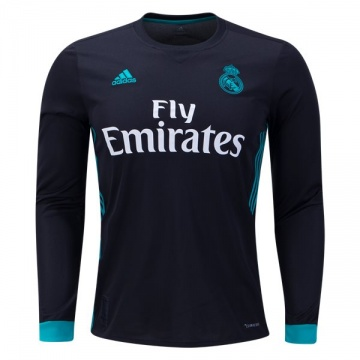 Away LS Jersey FC RM 17/18 Asensio