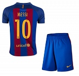 KIDS Home Jersey FC Barcelona 16/17 Messi