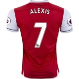Home Jersey FC Arsenal 16/17 Alexis