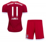KIDS Home Jersey FC BM 17/18 James