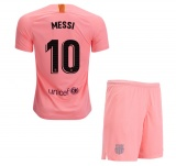 KIDS Third Jersey FC Barcelona 18/19 Messi