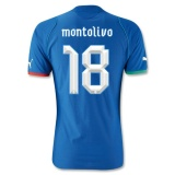 Home Jersey Italy 13/14 Montolivo