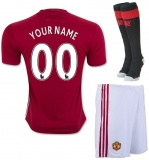 FC MU 16/17 YOUR NAME Home Kit