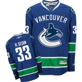 Sedin Vancouver Canucks Home Jersey