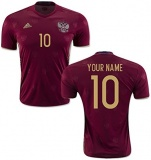 Home Jersey Russia EURO 2016 YOUR NAME