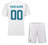 KIDS Home Jersey FC RM 17/18 YOUR NAME