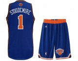 Amare Stoudemire road jersey + shorts (swingman)